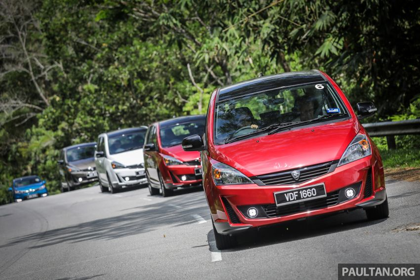 2019 Proton Exora RC launched – MPV updated with 'Hi, Proton', new kit, lowered price from RM59,800 Image #966900