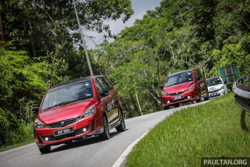 2019 Proton Exora RC launched – MPV updated with 'Hi, Proton', new kit, lowered price from RM59,800 Image #966901