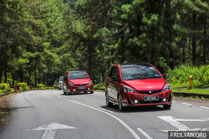 2019 Proton Exora RC launched – MPV updated with 'Hi, Proton', new kit, lowered price from RM59,800 Image #966903