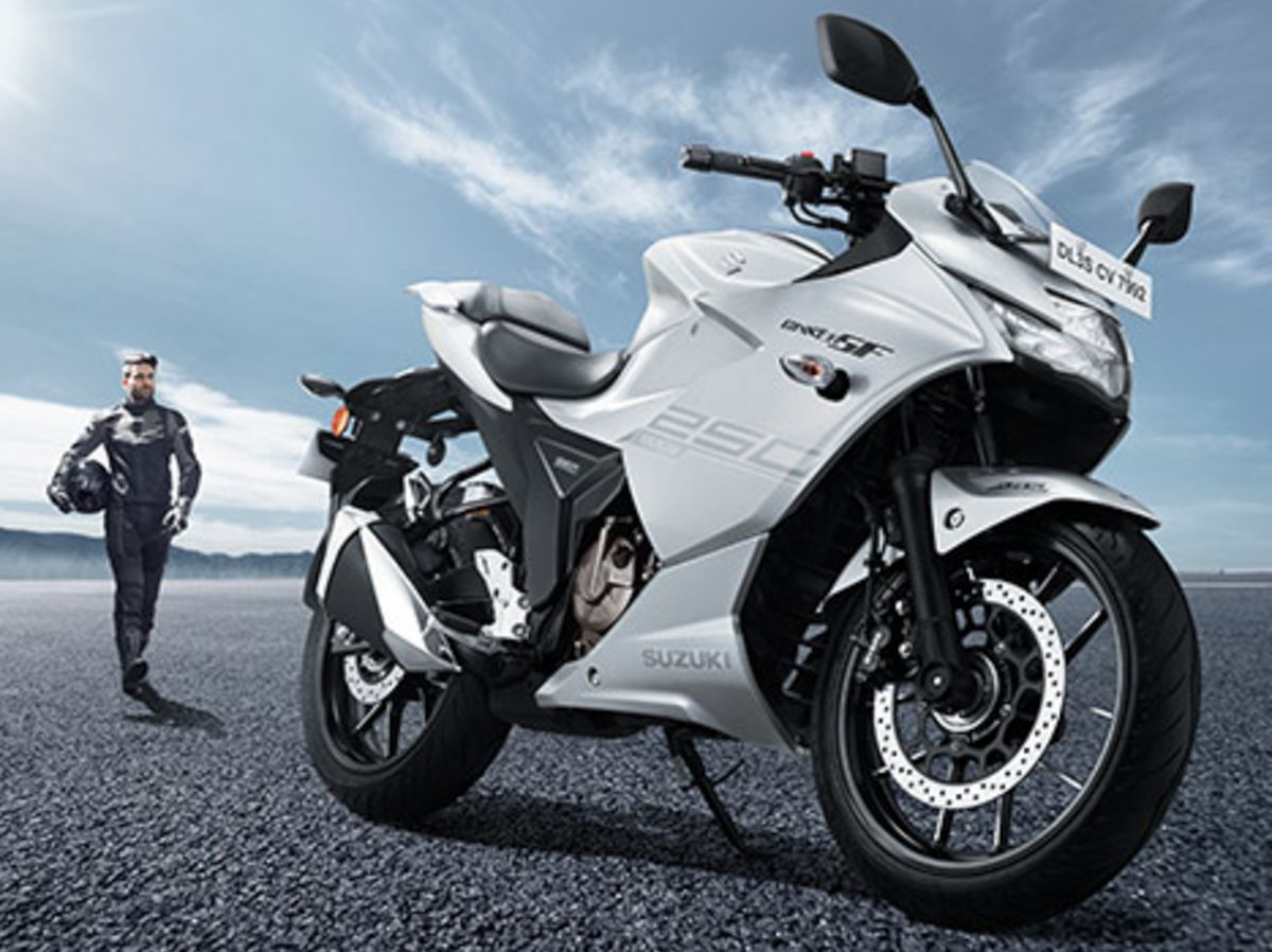 2019 Suzuki Gixxer SF 250 now in India - RM10,248