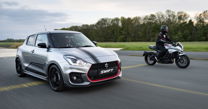 Suzuki Swift Sport Katana debuts – limited to 30 units Image #957471
