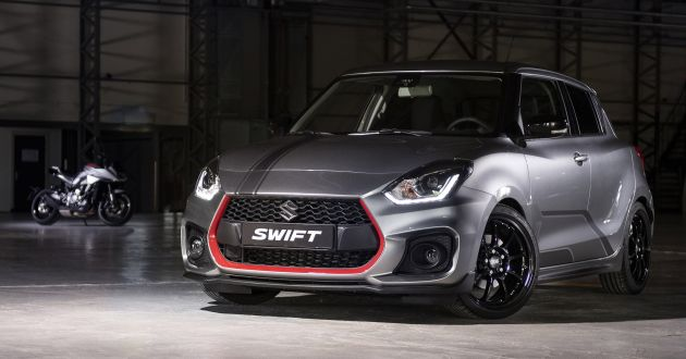 Suzuki Swift Sport Katana debuts - limited to 30 units