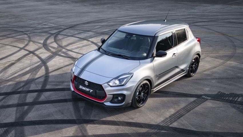 Suzuki Swift Sport Katana debuts – limited to 30 units Image #957472