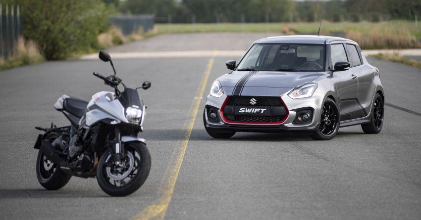 Suzuki Swift Sport Katana debuts – limited to 30 units Image #957473