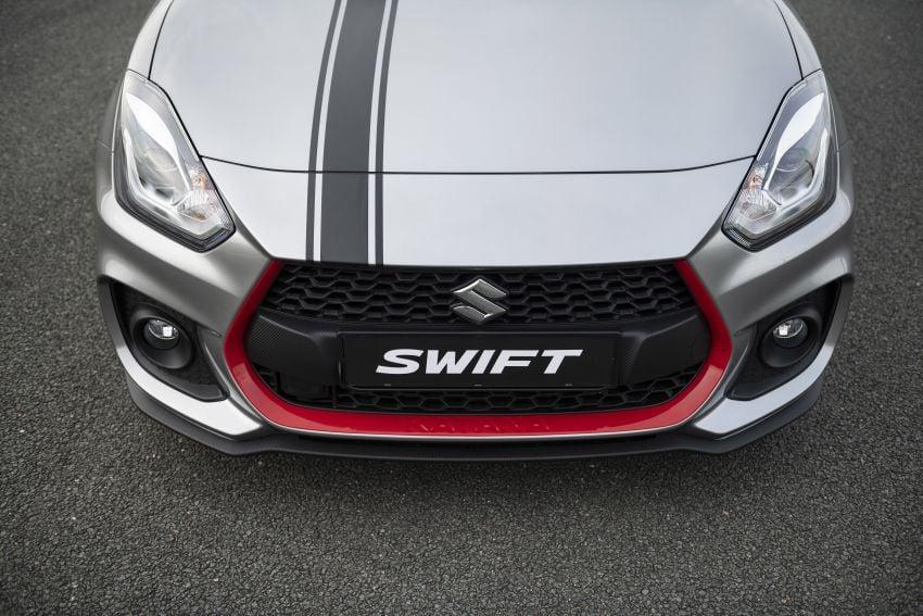 Suzuki Swift Sport Katana debuts – limited to 30 units Image #957474