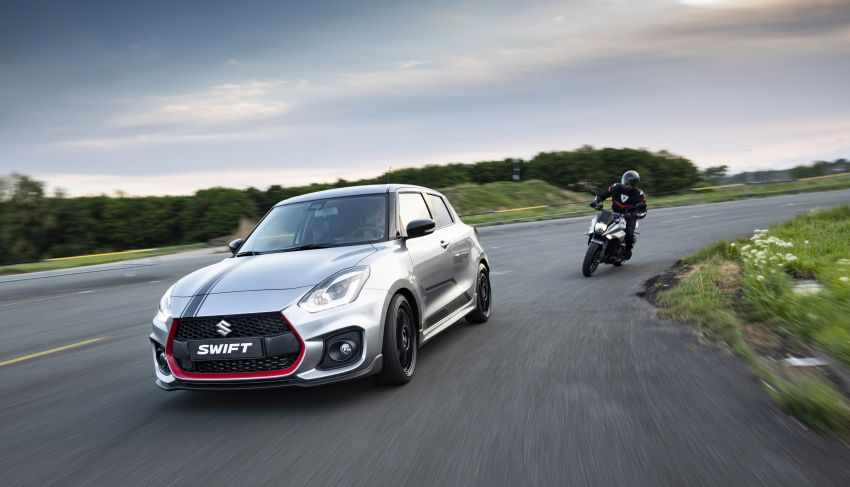 Suzuki Swift Sport Katana debuts – limited to 30 units Image #957479