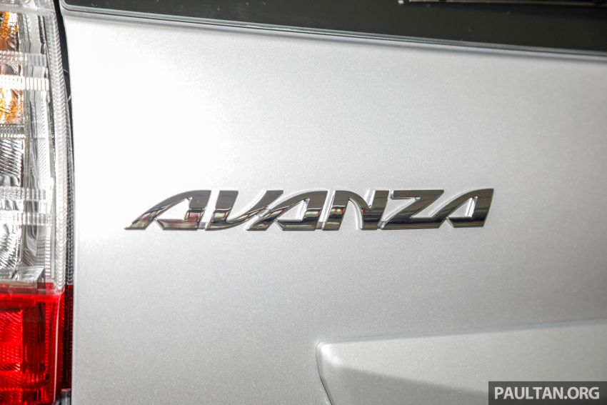 GALLERY: 2019 Toyota Avanza facelift on display at PJ showroom – 1.5S from RM83,888, 1.5E from RM80,888 Image #960044
