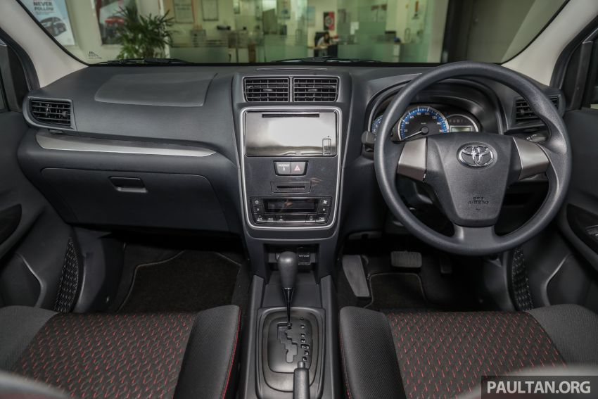 GALLERY: 2019 Toyota Avanza facelift on display at PJ showroom – 1.5S from RM83,888, 1.5E from RM80,888 Image #960046