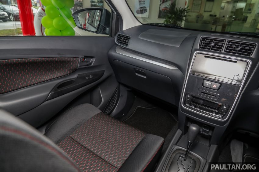 GALLERY: 2019 Toyota Avanza facelift on display at PJ showroom – 1.5S from RM83,888, 1.5E from RM80,888 Image #960056