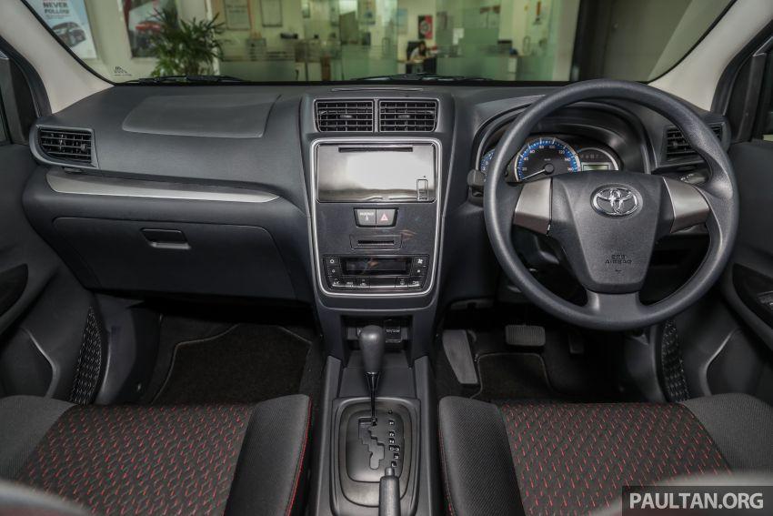 GALERI: Toyota Avanza <em>facelift</em> 2019 – varian E dan S Image #959956