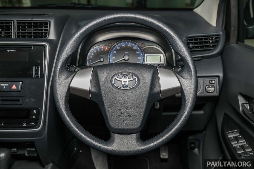 GALERI: Toyota Avanza <em>facelift</em> 2019 – varian E dan S Image #959958