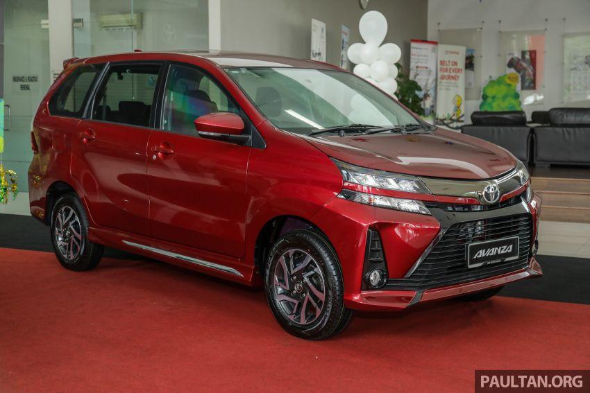 GALERI: Toyota Avanza <em>facelift</em> 2019 – varian E dan S Image #959880
