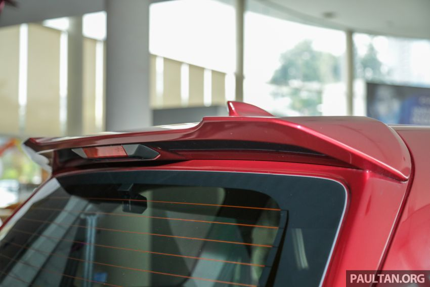 GALLERY: 2019 Toyota Avanza facelift on display at PJ showroom – 1.5S from RM83,888, 1.5E from RM80,888 Image #959993
