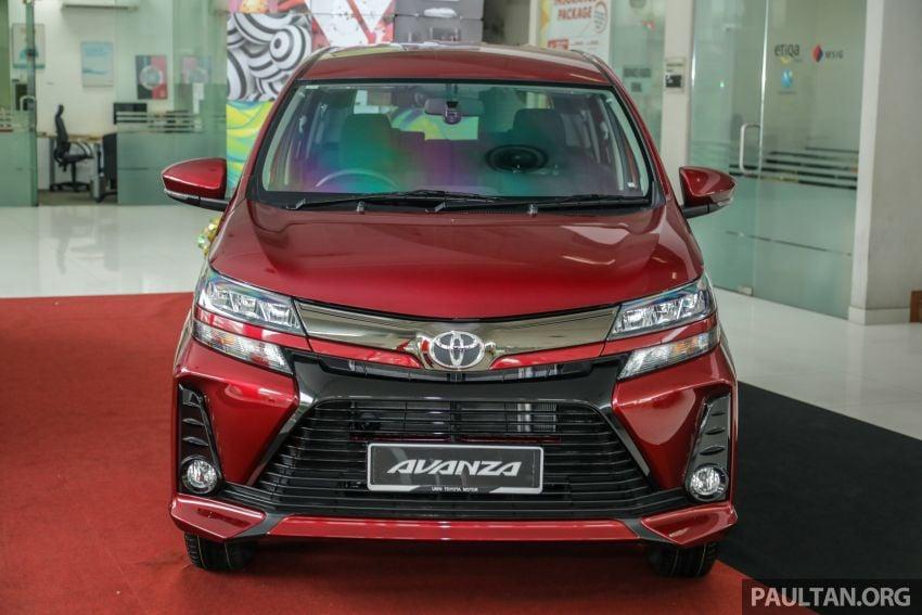 GALERI: Toyota Avanza <em>facelift</em> 2019 – varian E dan S Image #959885