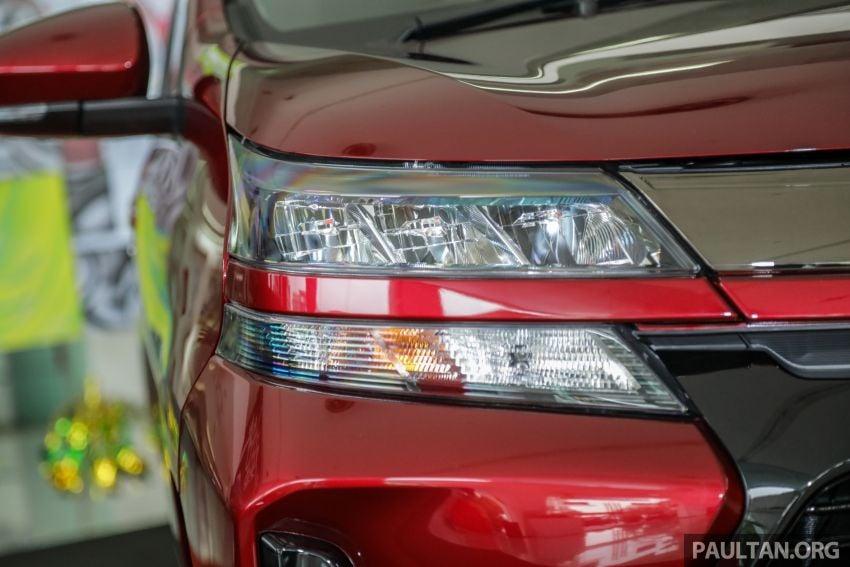 GALERI: Toyota Avanza <em>facelift</em> 2019 – varian E dan S Image #959888