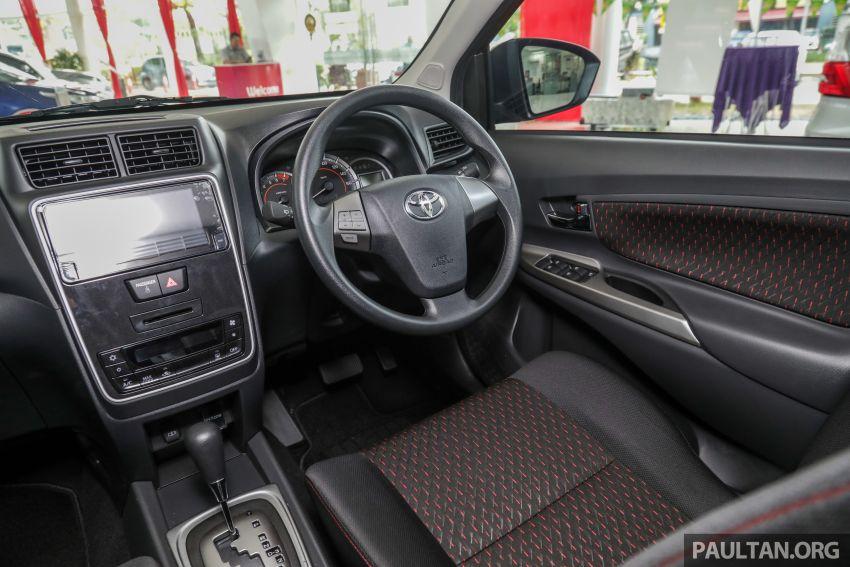 GALERI: Toyota Avanza <em>facelift</em> 2019 – varian E dan S Image #959922