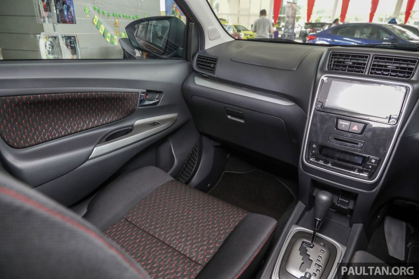 GALLERY: 2019 Toyota Avanza facelift on display at PJ showroom – 1.5S from RM83,888, 1.5E from RM80,888 Image #960013