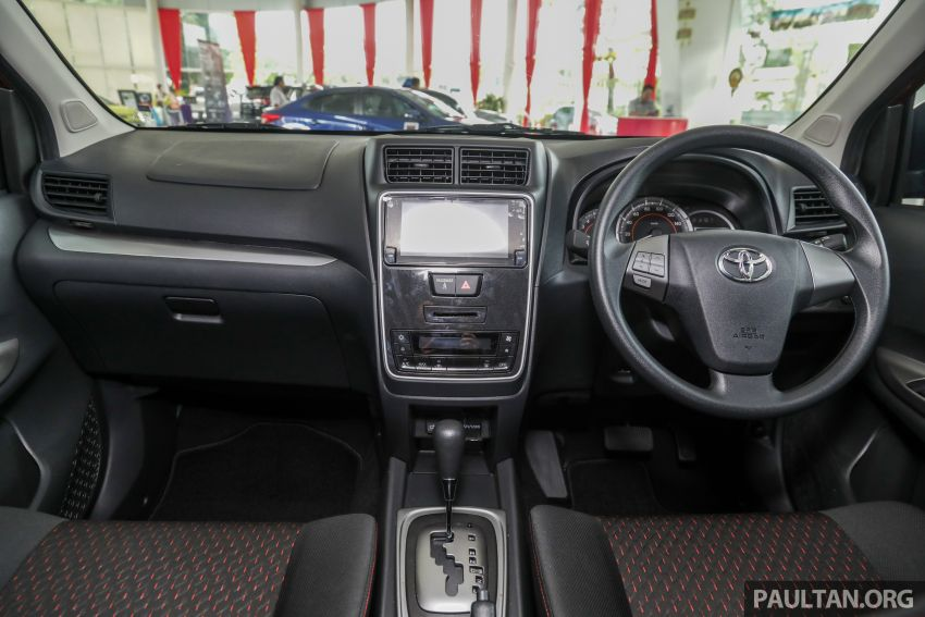 GALERI: Toyota Avanza <em>facelift</em> 2019 – varian E dan S Image #959908