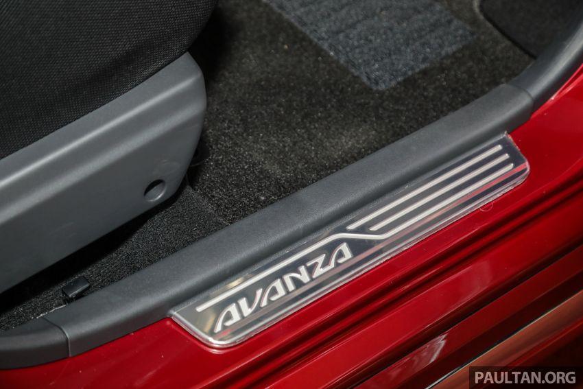 GALERI: Toyota Avanza <em>facelift</em> 2019 – varian E dan S Image #959927