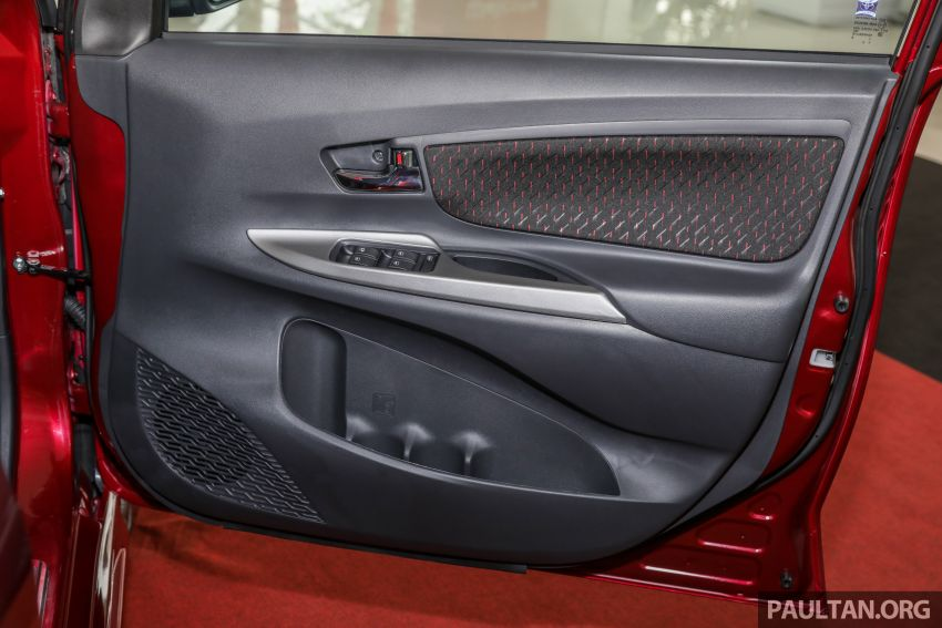 GALLERY: 2019 Toyota Avanza facelift on display at PJ showroom – 1.5S from RM83,888, 1.5E from RM80,888 Image #960018