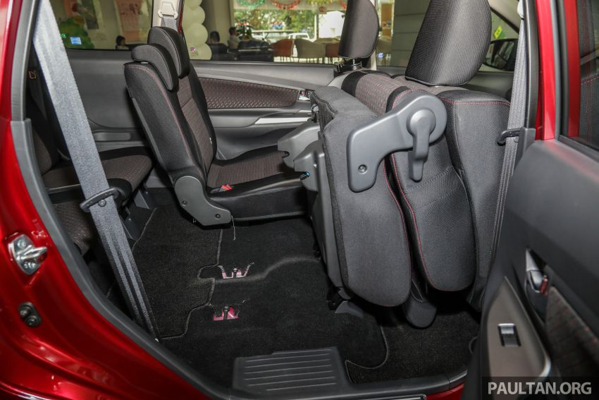 GALLERY: 2019 Toyota Avanza facelift on display at PJ showroom – 1.5S from RM83,888, 1.5E from RM80,888 Image #960021