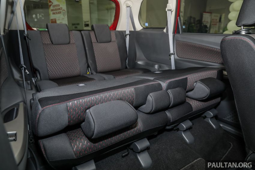 GALLERY: 2019 Toyota Avanza facelift on display at PJ showroom – 1.5S from RM83,888, 1.5E from RM80,888 Image #960023