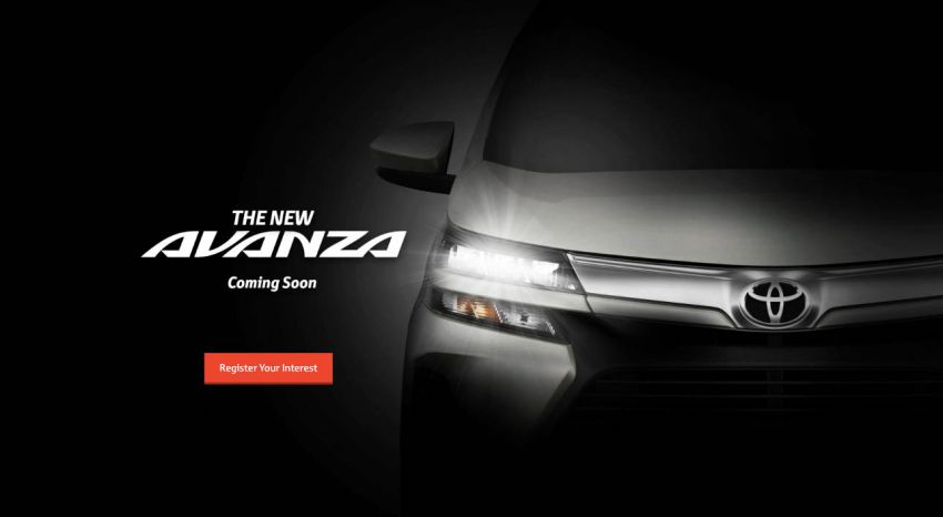 2019 Toyota Avanza facelift launching in Malaysia soon – 3 variants, blind spot monitor, RCTA, from RM81k Image #955723
