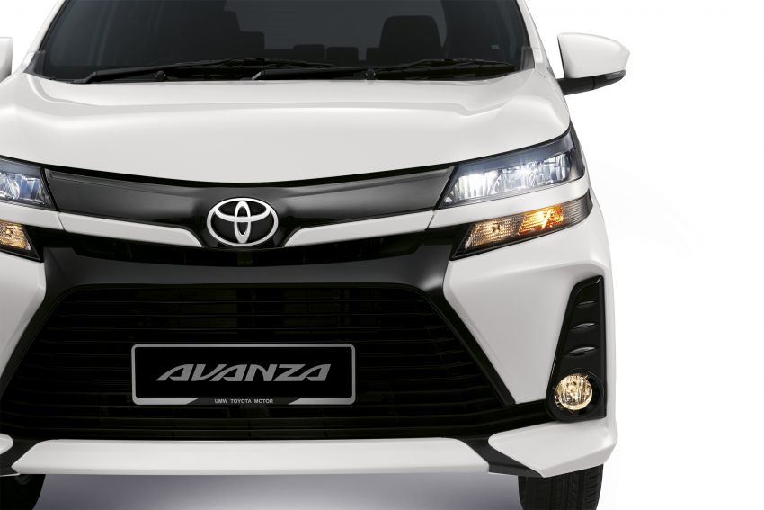 2019 Toyota Avanza facelift officially launched in Malaysia – 3 variants; blind spot monitor; from RM81k Image #961109