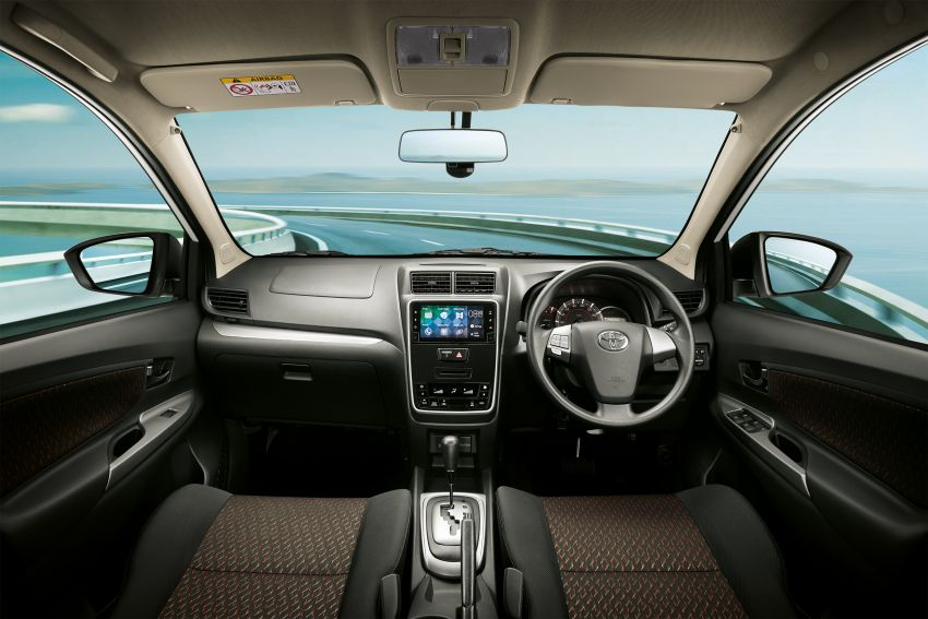 2019 Toyota Avanza facelift officially launched in Malaysia – 3 variants; blind spot monitor; from RM81k Image #961114