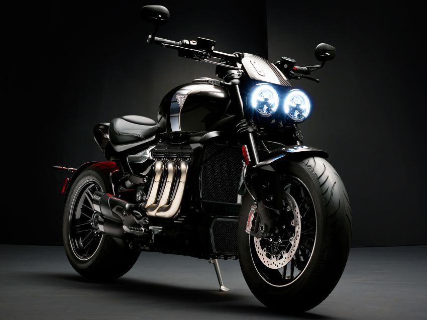 2020 Triumph Rocket 3 TFC launched – limited edition of 750 units worldwide, pricing from RM135,132 Image #955629