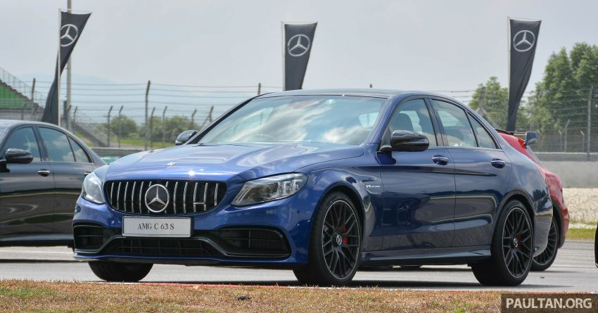 2019 Mercedes-AMG C63S Sedan and Coupe facelifts launched in Malaysia – RM768,888 and RM820,888 Image #956083