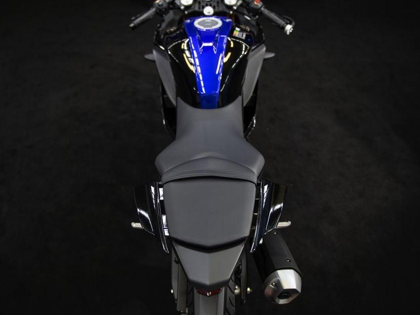 2019 Yamaha YZF-R125 gets Monster MotoGP livery Image #958748
