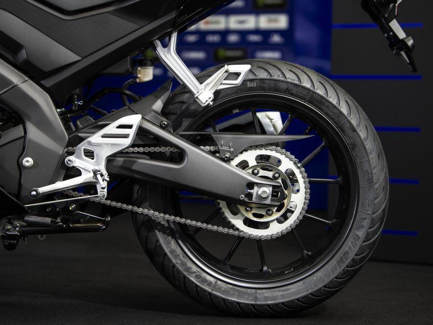 2019 Yamaha YZF-R125 gets Monster MotoGP livery Image #958744
