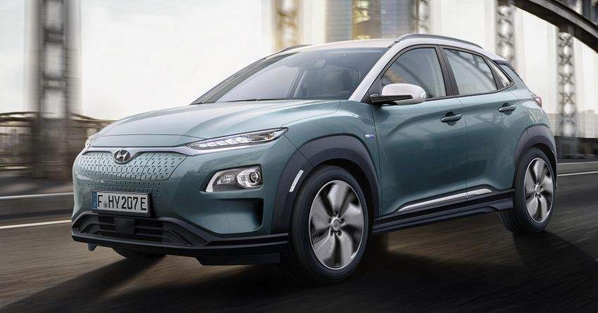 Hyundai Kona Electric gets 11 kW onboard AC charger Image #960569