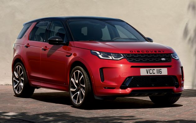 Range Rover Discovery Sport >> 2020 Land Rover Discovery Sport Unveiled Old Looks Hide New
