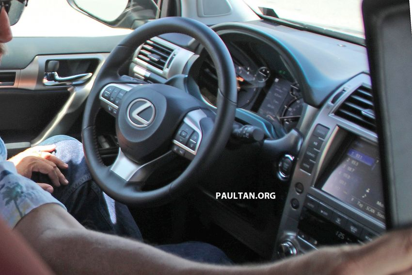 SPIED: 2020 Lexus GX spotted – to get 10-speed auto? Image #959143