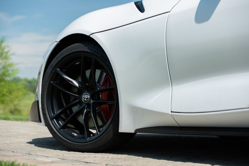 GALLERY: A90 Toyota GR Supra launched in the US Image #958955