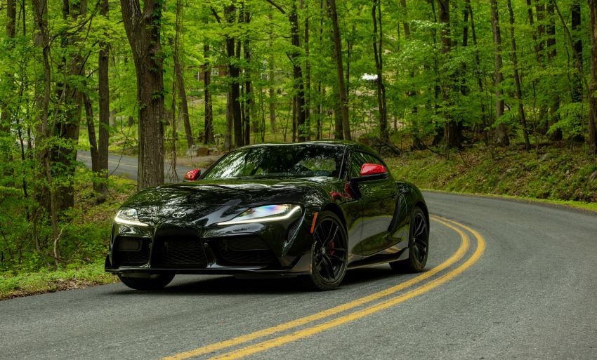 GALLERY: A90 Toyota GR Supra launched in the US Image #958969