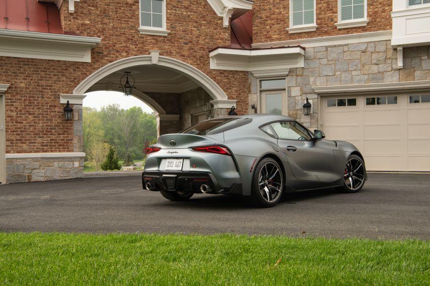 GALLERY: A90 Toyota GR Supra launched in the US Image #958998