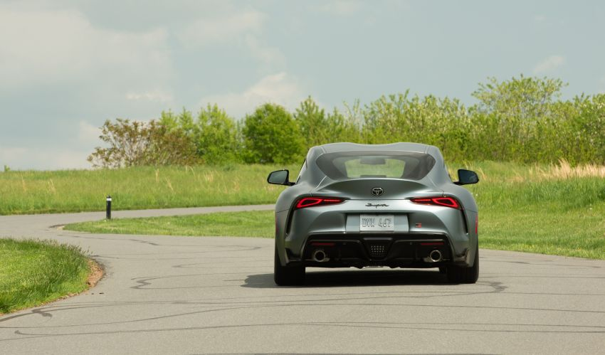 GALLERY: A90 Toyota GR Supra launched in the US Image #958992