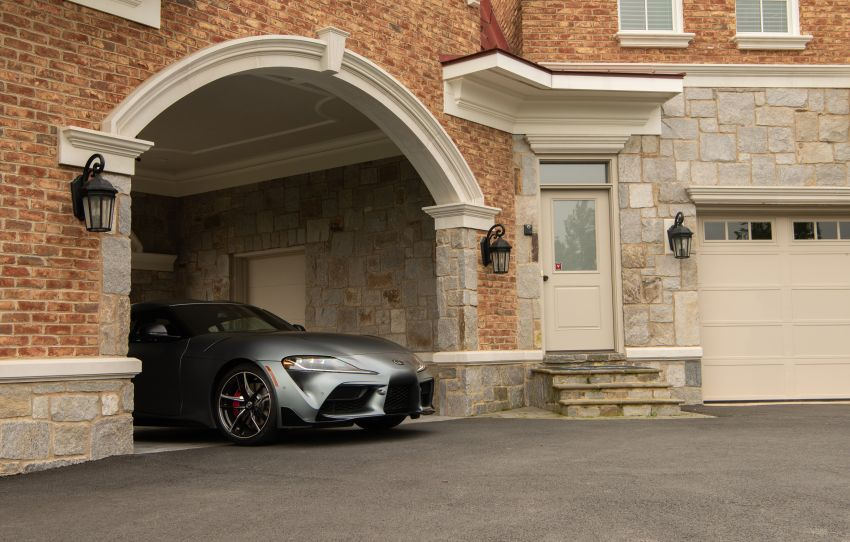 GALLERY: A90 Toyota GR Supra launched in the US Image #958995