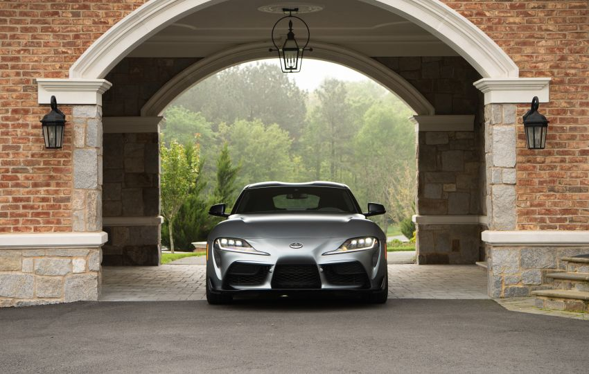 GALLERY: A90 Toyota GR Supra launched in the US Image #958996