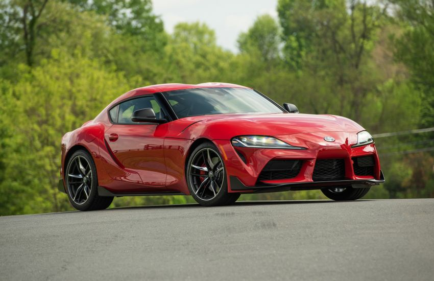 GALLERY: A90 Toyota GR Supra launched in the US Image #959020