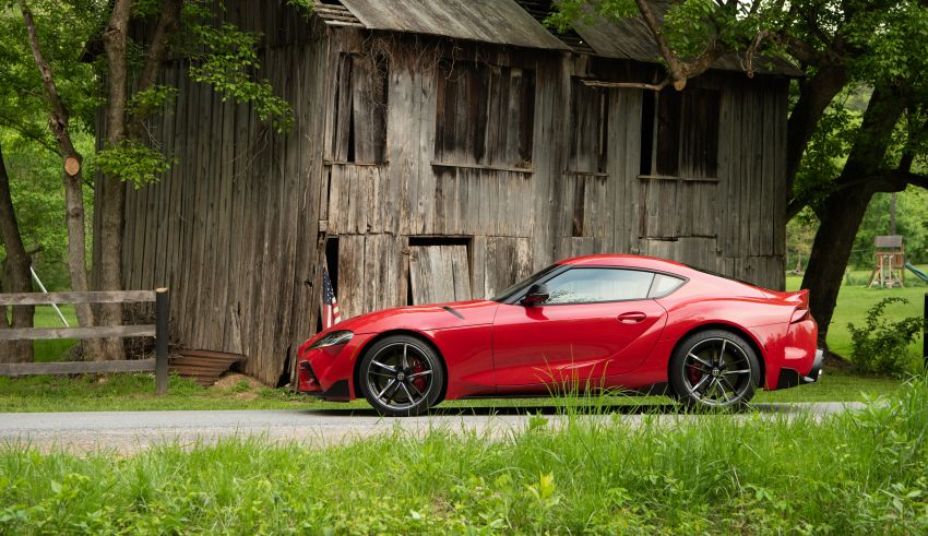 GALLERY: A90 Toyota GR Supra launched in the US Image #959011