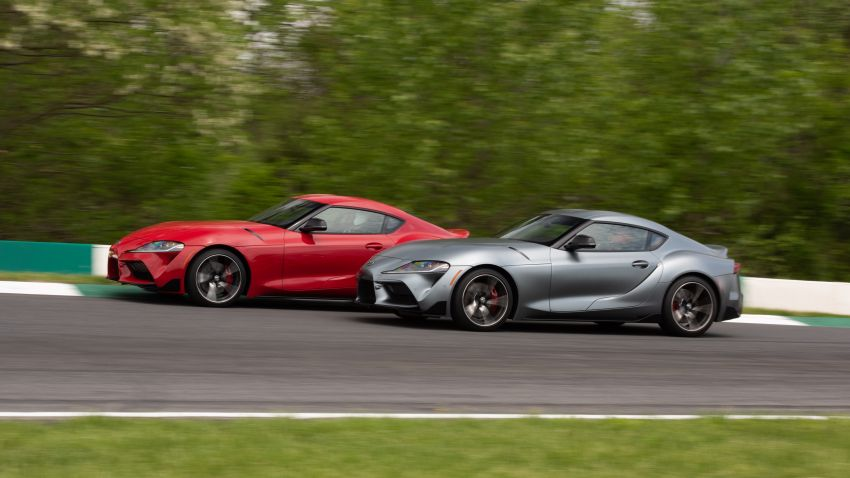 GALLERY: A90 Toyota GR Supra launched in the US Image #958943
