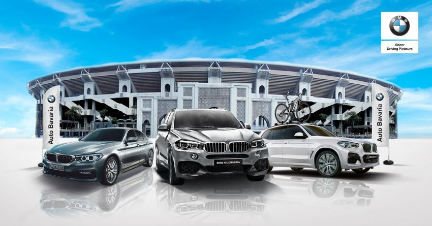 AD: Auto Bavaria is back at Bukit Jalil Stadium this weekend with the biggest event, the biggest deals! Image #955839