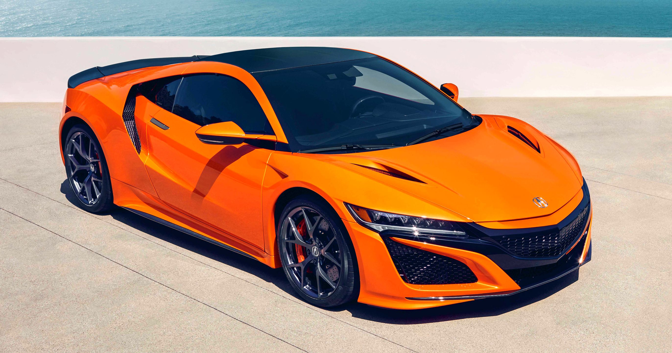 Hot Acura Nsx Type R With 650 Hp To Debut In Tokyo Paultan Org
