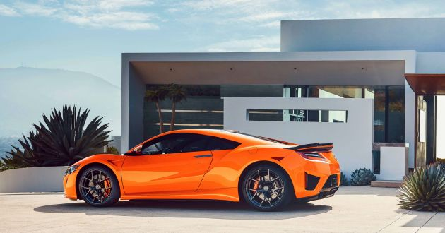 Hot Acura Nsx Type R With 650 Hp To Debut In Tokyo