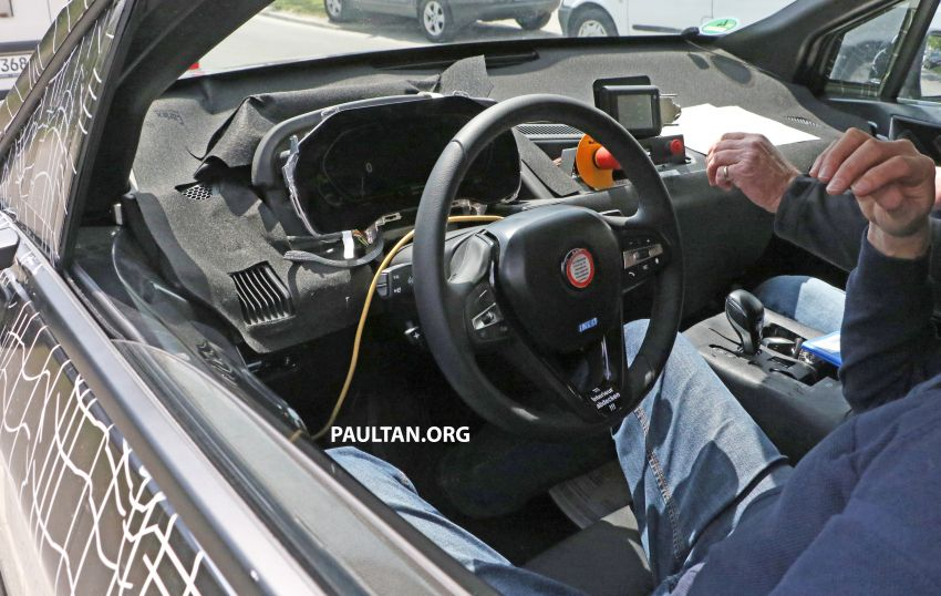 SPYSHOTS: BMW iNEXT spotted – interior revealed Image #958902