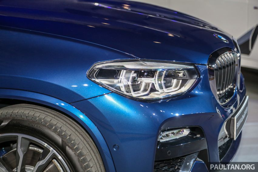 BMW X4 G02 xDrive30i M Sport diperkenal – RM380k Image #965709